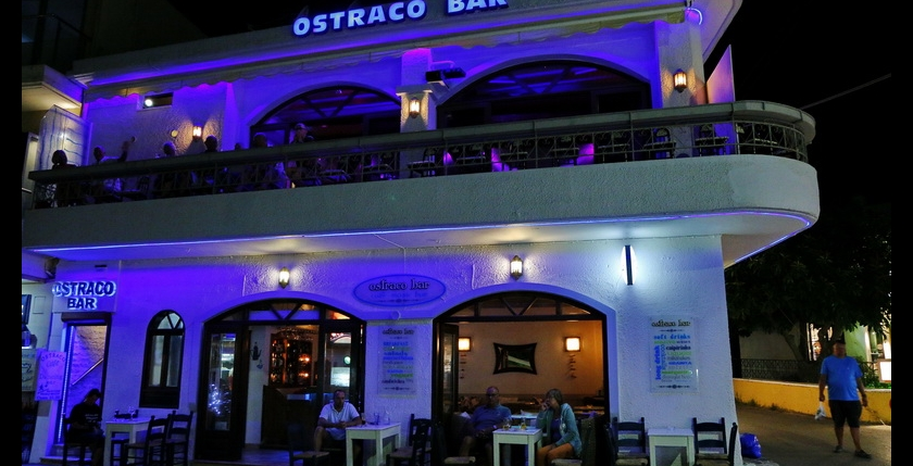 Ostraco Cafe Bar 10