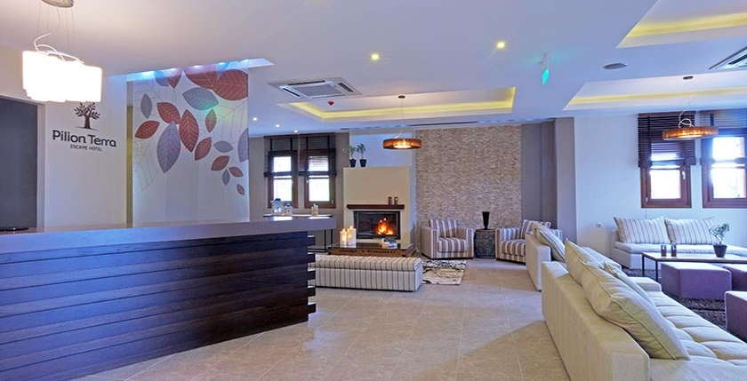 Pilion Terra Escape Hotel 2