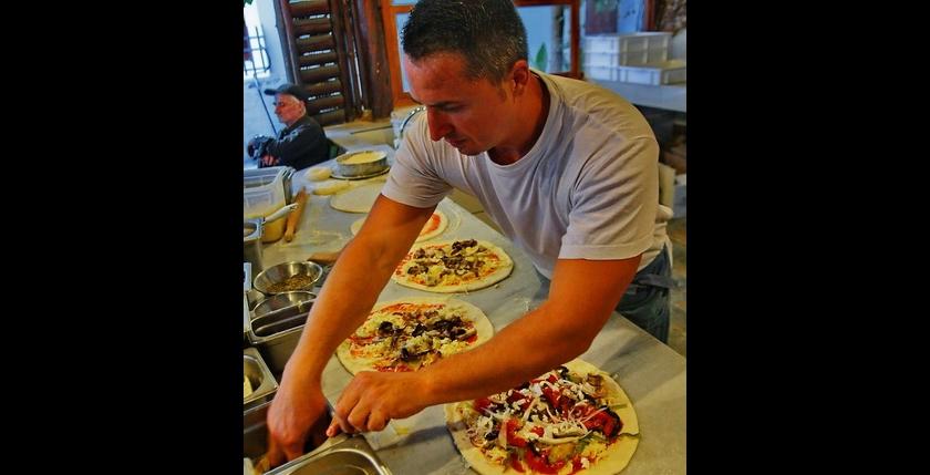 Pizzeria Odyssey 6