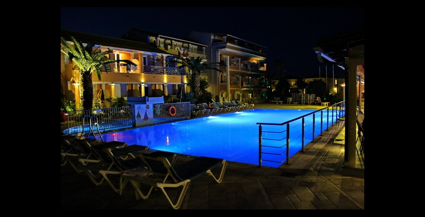 Kavos Plaza Hotel 8