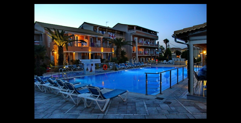 Kavos Plaza Hotel 10