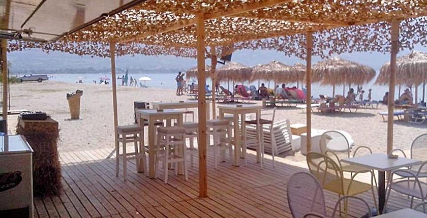 Rio De Paleiro Beach Bar 1