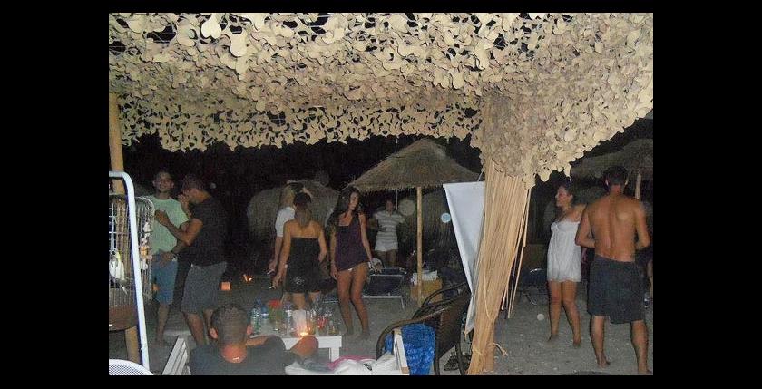 Rio De Paleiro Beach Bar 9