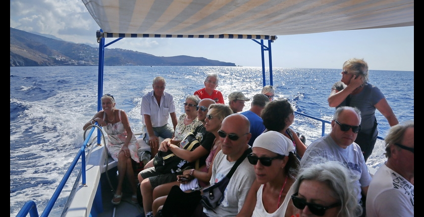 Sea Taxi Sfakia 3