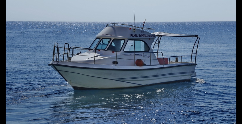 Sea Taxi Sfakia 5