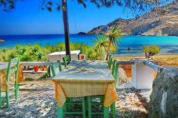 Antiparos Restaurants Taverns