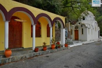 Poros Zoodohos Pigi Monastery Photos