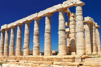 Temple of Poseidon Cape Sounio