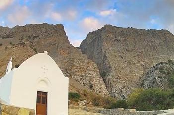 Crete Ha Gorge