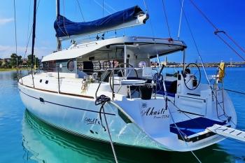 Sailing Experience Akasti