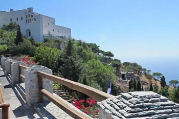 Santorini Profitis Ilias