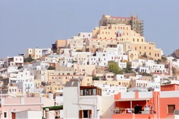 Ano Syros Town