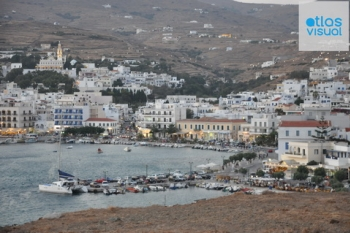 Tinos Greece Tinos Island Greece Map AtlasVisual