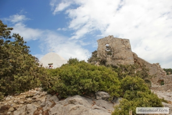 Rhodes Monolithos