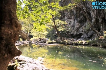 Kerasia Waterfalls