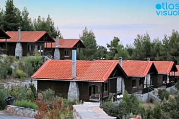 Papades Forrest Village Evia