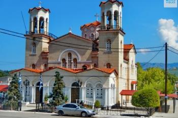 Evia Saint John The Russian Church
