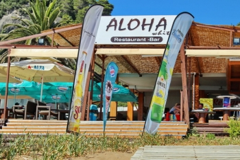 Aloha White Corfu Beach Bar
