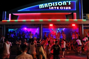 Madison 's Late Bar Club