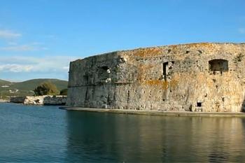 Lefkada Agia Mavra Castle