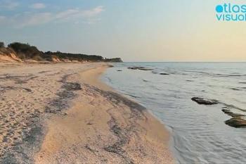 Sani Sand Dunes Halkidiki