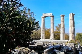 Samothrace Palaiopoli