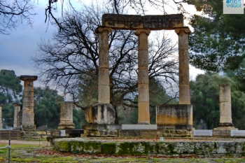 Peloponnese Ancient Olympia Greece