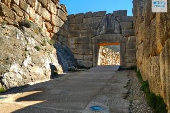 Peloponnese Mycenae