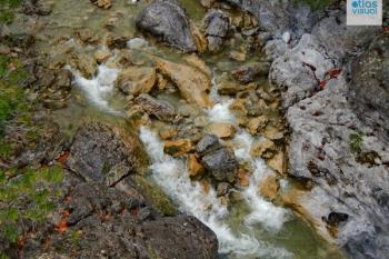 Peloponnese Parnonas Gorge