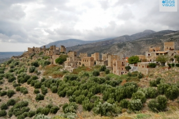 Peloponnese Vathia