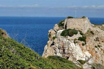 Skiathos Castle