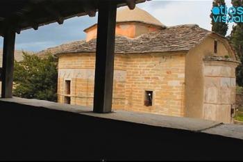 Paou Monastery Pelion