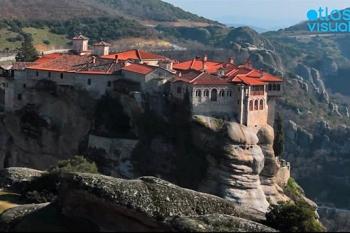 Varlaam Monastery Meteora