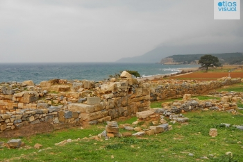 Ancient Mesimvria Zone Thrace