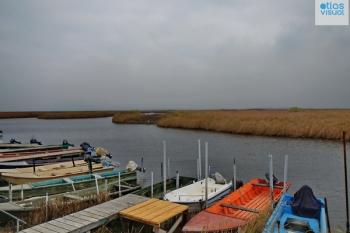 Thrace Evros Delta
