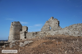 Rhodes Asclepio Castle 2