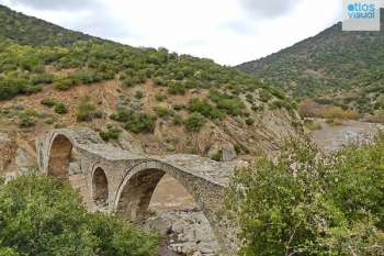 Thrace Byzantine Bridge 3