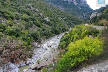 Parnonas Gorge 1