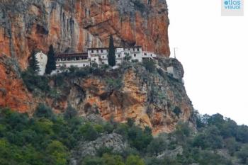 Parnonas Gorge 3