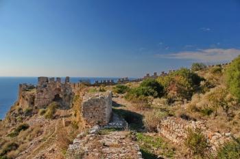 Voidokilia Castle 1
