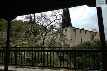 Poros Zoodohos Pigi Monastery 1