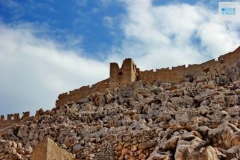 Halki Old Ton Castle 3
