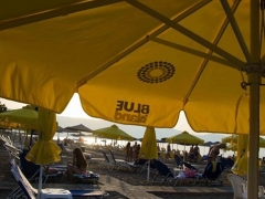 Blue N' Blum Beach Bar
