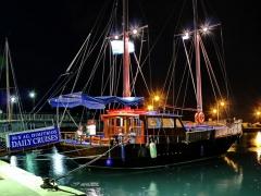 Agios Dimitrios Boat