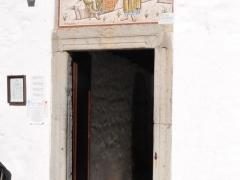 Patmos Apocalypse Cave 13