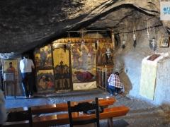 Patmos Apocalypse Cave 14
