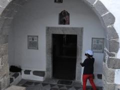 Patmos Apocalypse Cave 11