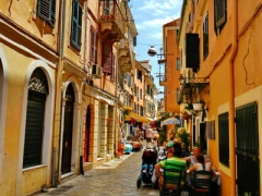 Corfu Town 9