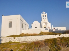 Sifnos Monastery of Chrissopigi 1