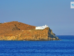 Sifnos Monastery of Chrissopigi 4